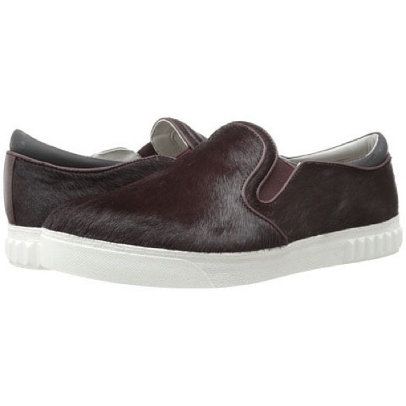 691a07d830b667 Circus by Sam Edelman Shoes - Circus Sam Edelman Cruz Sneaker with Calf Hair